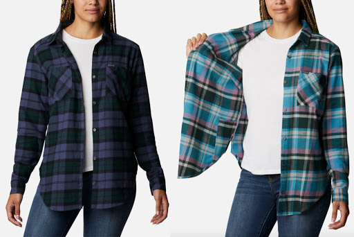 Columbia Women's Button-Up Shirt Only $15.98 Shipped (Regularly $65) | 5 Color Options
