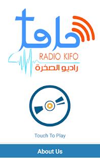 Radio Kifo - náhled