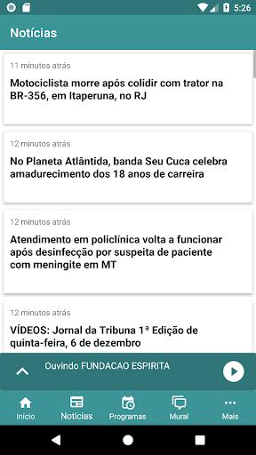 Rádio Boa Nova - Espiritismo 4.5 screenshots 4