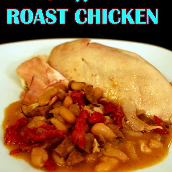 Gordon Ramsay's Stuffed Roast Chicken