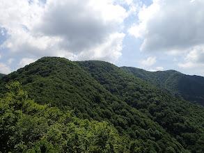 浄法寺山を見返す
