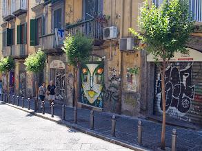 Photo: Street scene in Napoli