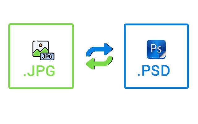 YCT - JPG to PSD Converter