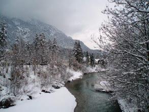 Photo: Елена Ветушенко,«Зима в Альпах», глянцевая фотобумага, разм. 21 х 30 см