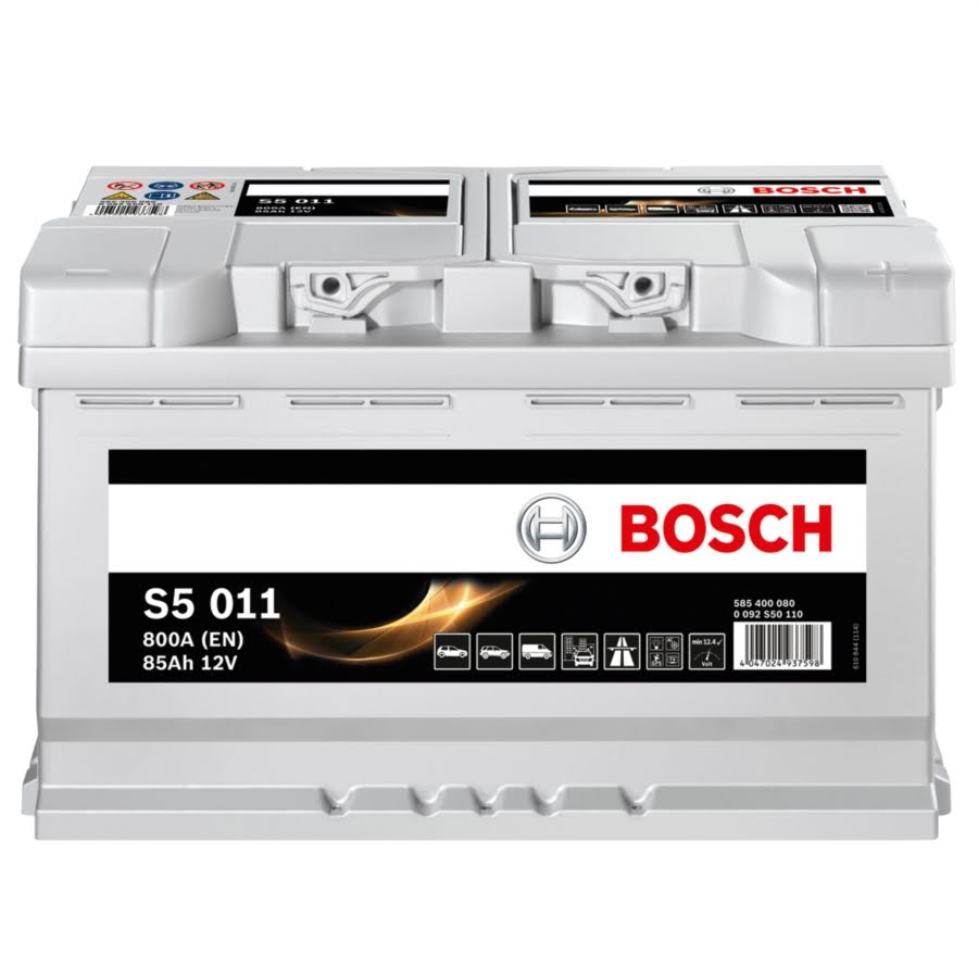85 Ah Start Bosch