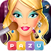 Makeup Girls - Prom dress up games for kids icon