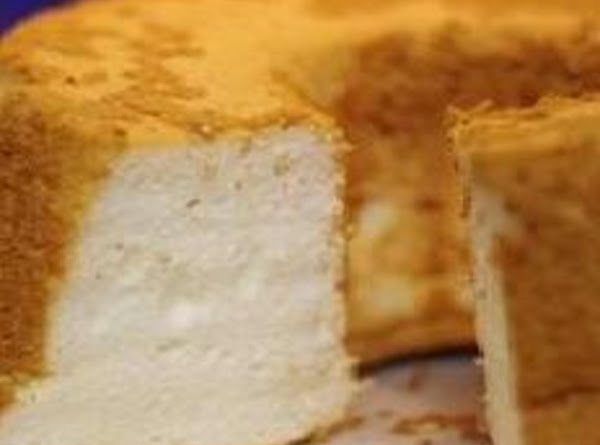 Angel Food Cake From Scratch- Gandma's Recipe