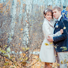 Wedding photographer Yuliya Grushina (Julgrushina). Photo of 03.03.2014