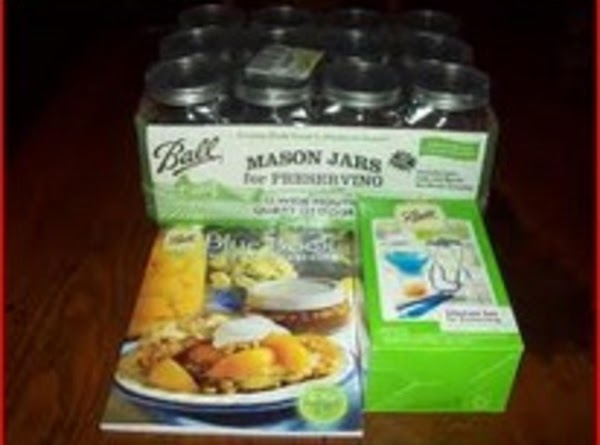 Sterilize the lids, screw caps and rings as noted by the manufacturer  Processing: Cooking...