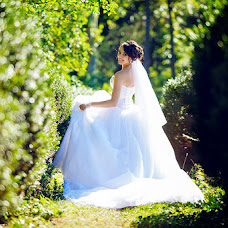 Wedding photographer Anastasiya Berkuta (Berkuta). Photo of 30.09.2014