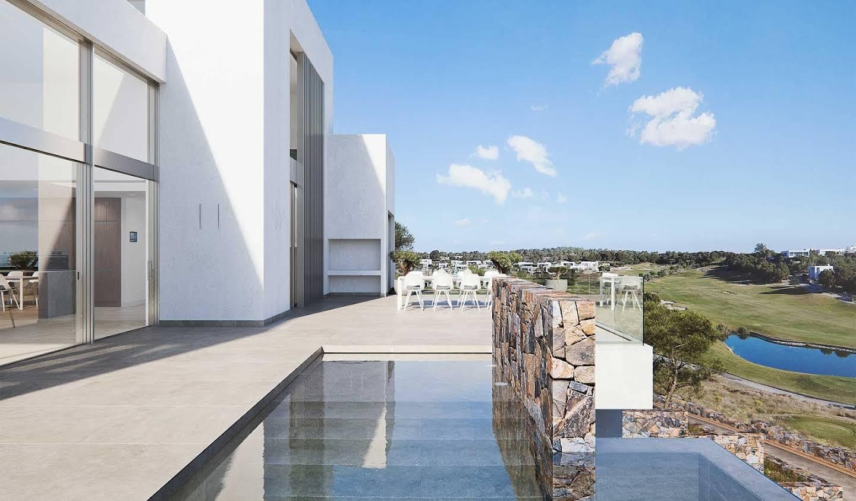 Villa avec piscine et terrasse Alicante