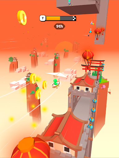 Road Glider - Incredible Flying Game 1.0.22 screenshots 10