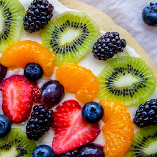 Chicago Style Fruit Pizza