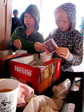 Photo: or Hot Chocolate to Warm Us Up