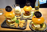 TakeOut Burger&Cafe 通化店