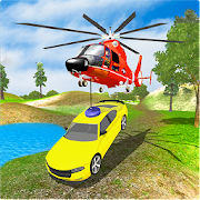 RC Helicopter Rescue Simulator