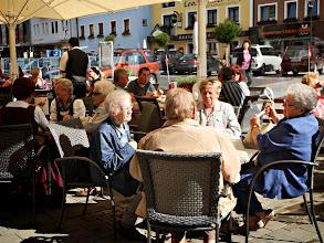 Photo: Kaffeepause im Cafe Kastner, Bad Leonfelden