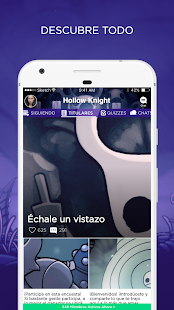 Hollow Amino para Hollow Knight en Español - náhled