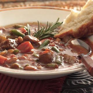 Crock Pot Italian Beef Stew