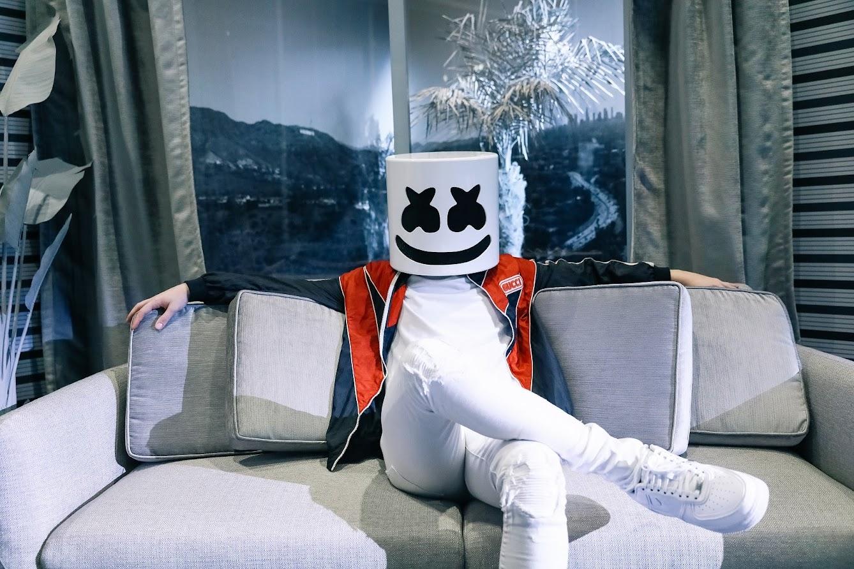 [迷迷演唱會] DJ MARSHMELLO棉花糖 十月來台專場電爆台北