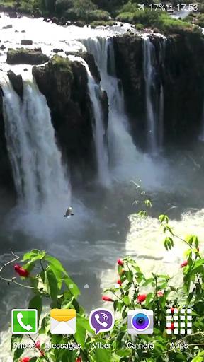 Waterfall HD Video Wallpaper