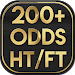 HT/FT VIP Betting Tips Gold icon