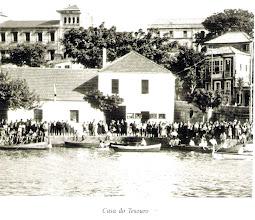 Photo: Casa do Tesouro, onde se cre que apareceu o tesouro de Benito Soto.