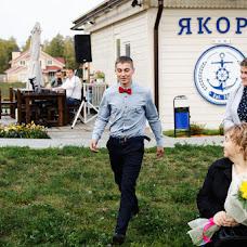 Wedding photographer Valentina Vysokomirnaya (ValyaKroft). Photo of 20.01.2016