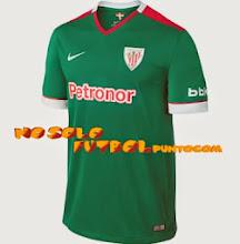Photo: Athletic Bilbao 2ª * Camiseta Manga Corta