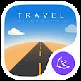 Travel Theme for APUS Launcher