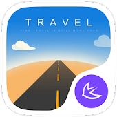 Travel Theme for APUS Launcher