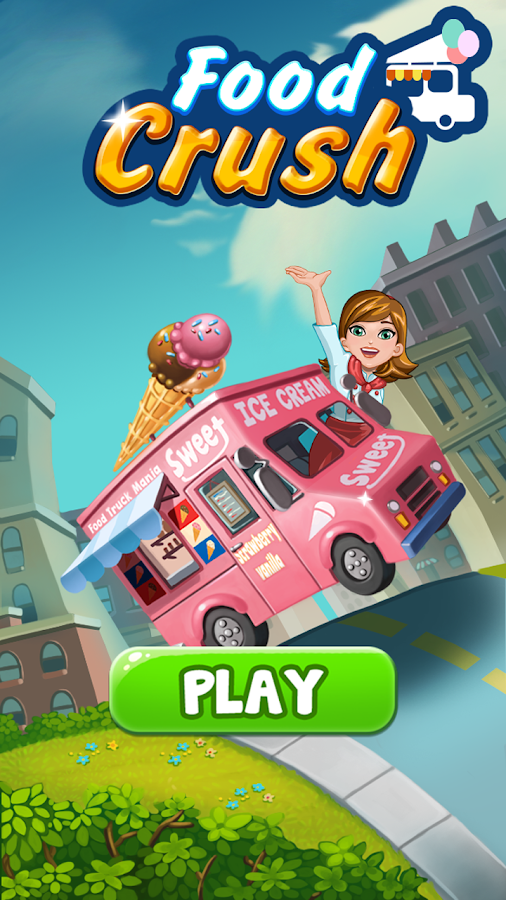 Food Crush:Food truck- screenshot