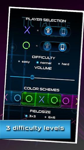 Tic Tac Toe Glow  screenshots 3