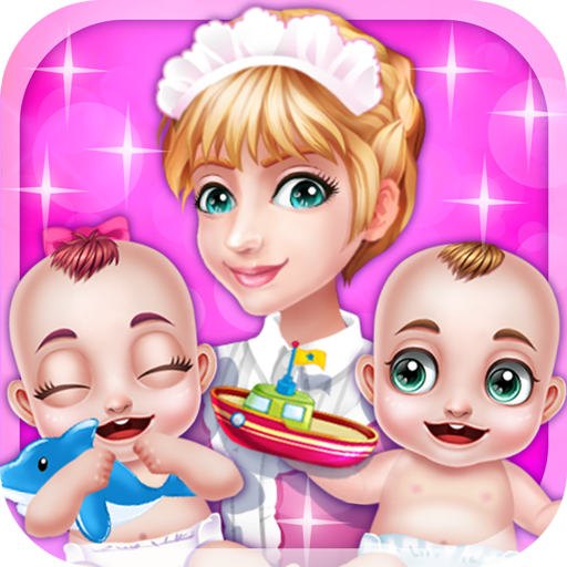 Newborn Babysitter - Baby Care Games