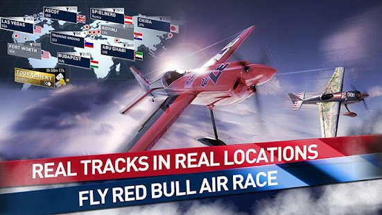 Red Bull Air Race The Game Screenshot 2