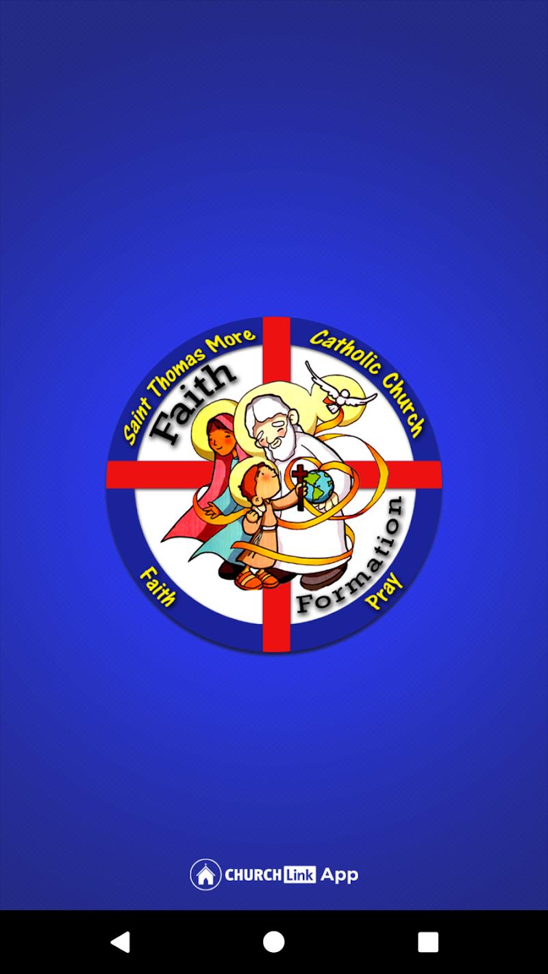 Скриншот Thomas More Faith Formation