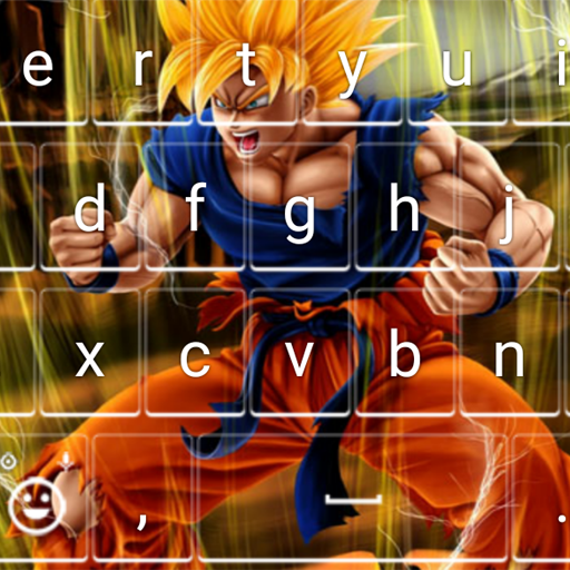 Super Saiyan DBZ : Dragon Goku Keyboard