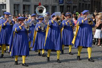 Photo: Joueurs de musique ancienne