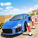 Sky Car Parking 2019 icon