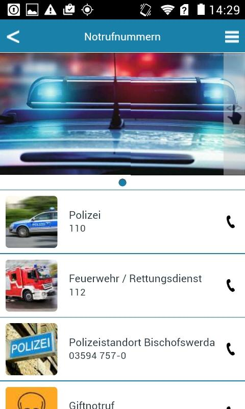 Bischofswerda – Screenshot