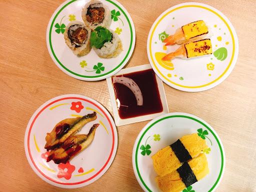 這個價格還寧願去吃海壽司,除了送餐方式沒有特別的記憶點!