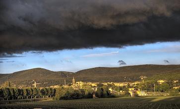 Foto: soir d'orage