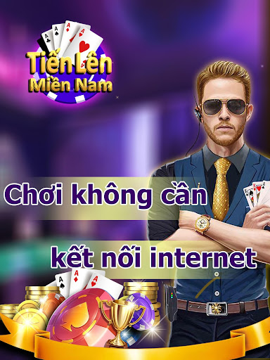 Tien len - Tiu1ebfn lu00ean - Tien len mien nam apkpoly screenshots 7