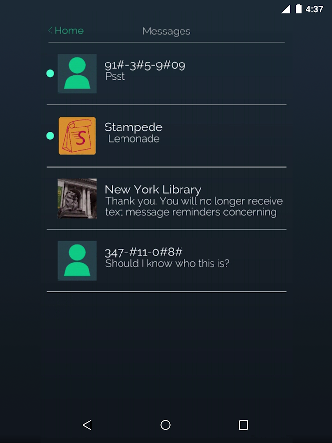 Mr. Robot:1.51exfiltrati0n.apk- screenshot