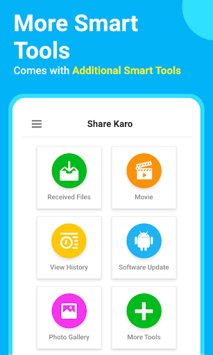 Share Karo India : File Transfer & ShareKaro Apps 1.3 screenshots 6