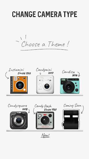 InstaMini - Instant Cam, Retro Cam 1.48 screenshots 2