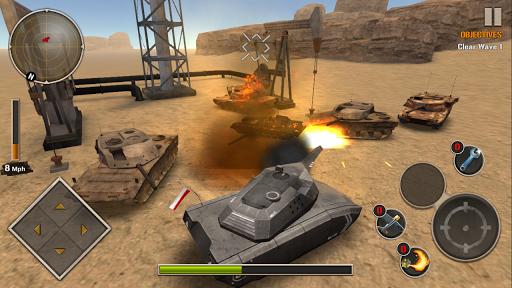 Modern Tank Force: War Hero 1.21 screenshots 18