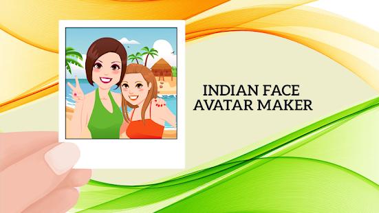 Download Indian Face Avatar Maker For PC Windows and Mac apk screenshot 7