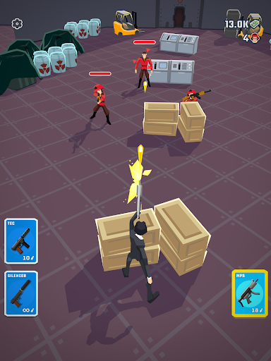 Agent Action screenshot 8
