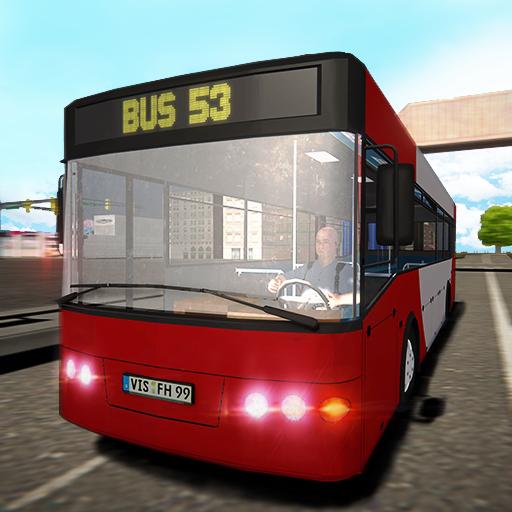Public Transport Bus Driver 17